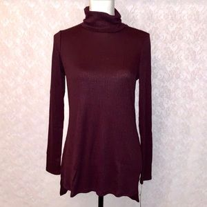 Apt.9 Long Sleeve Turtleneck Top Size Extra Small
